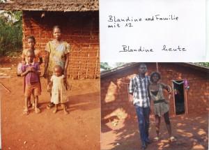 Blandione aus Kamerun